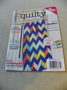Fons & Porter 'quilty' Nov/Dec 2013