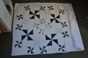 Windy Days Quilt  From Sarah B