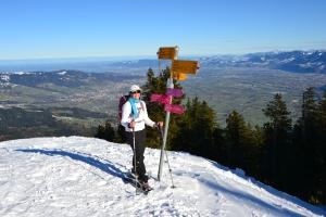 """""""Fähnerenspitz"""" Summit"""
