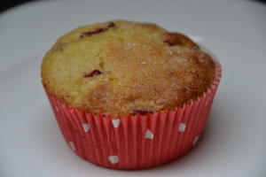 Looks Delicious Huh? Cranberry-Orange Muffin
