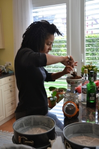 The Queen Baker: Kemi