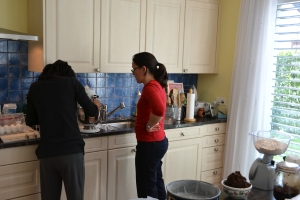Baking Buddies:  Kemi & Jodie