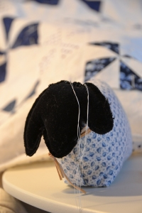 My Quilting Companion: Sheepy