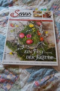 Austrian Magazine: Servus