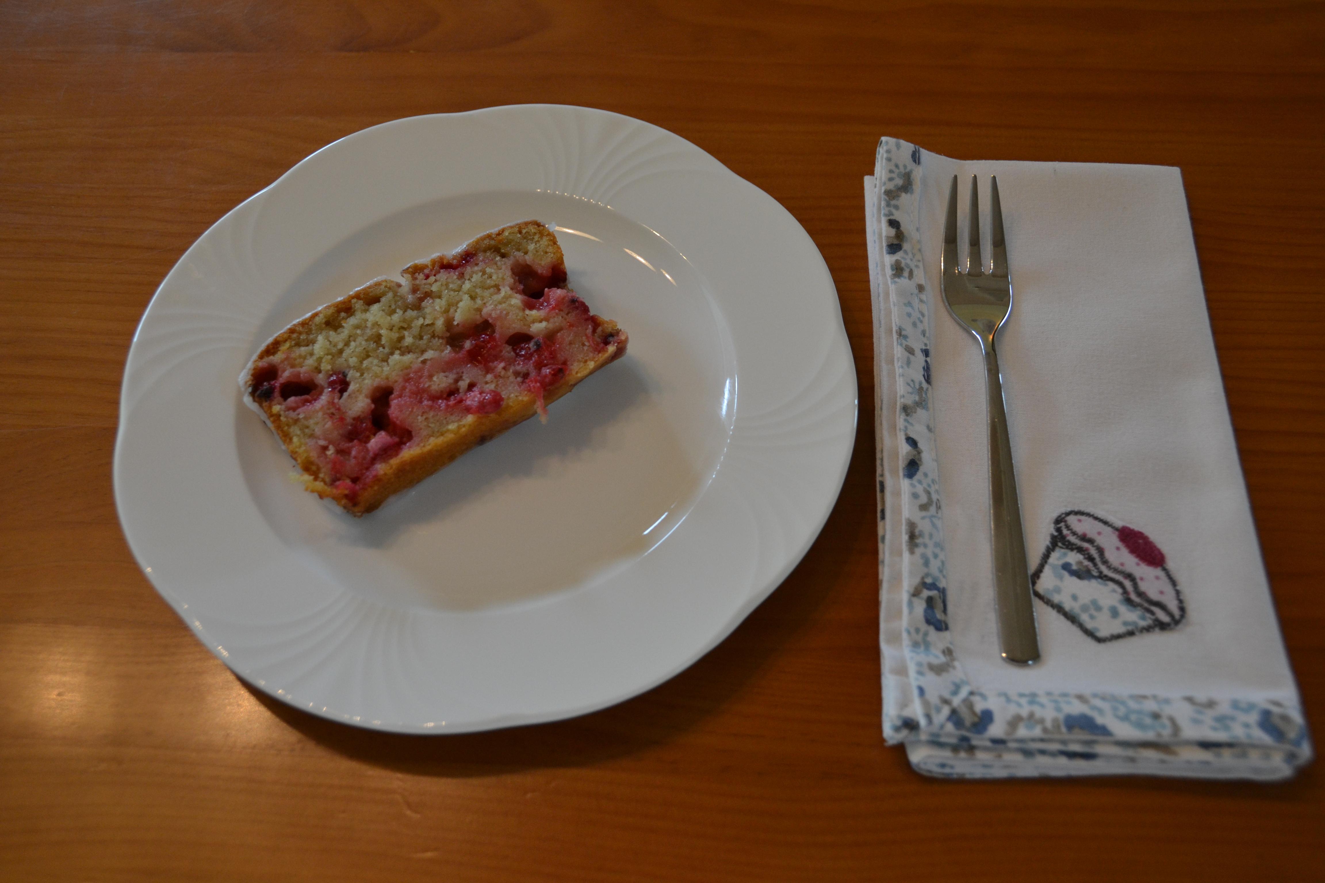 Currant Loaf Cake Recipe